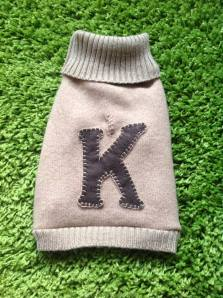 Custom made jumper